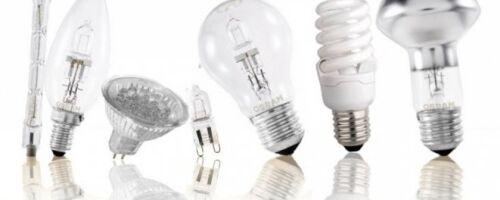Виды и типы цоколей ламп