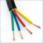 Многожильный медный кабель