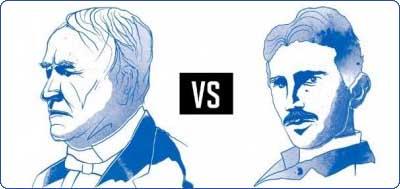 Эдисон против Тесла