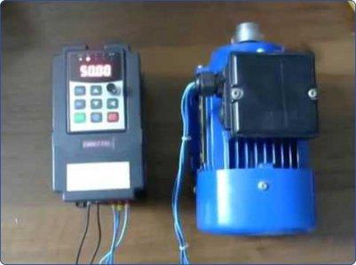 Частотный преобразователь для двигателя