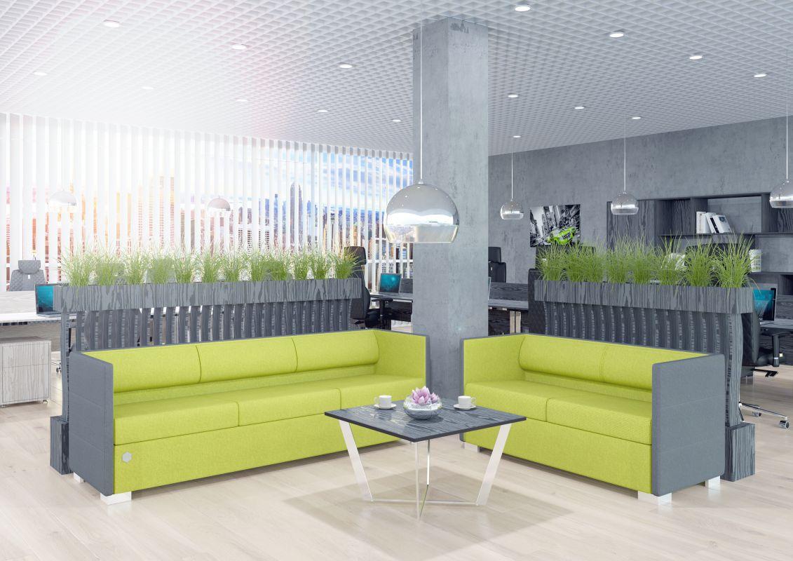 3 признака правильного офисного дивана