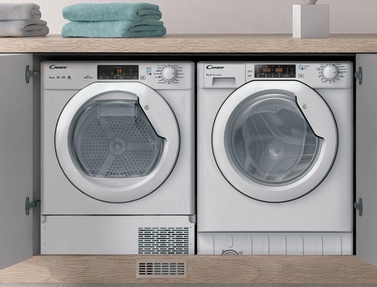 Использование стиральной машины с сушкой
