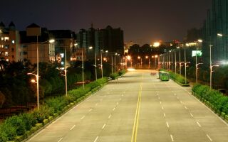 Наружное освещение — какое оно бывает? Типы и виды наружного освещения