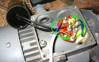 220В или 380В? — подключение электродвигателя к сети