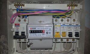 Правильное подключение электросчётчика