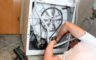 Ремонт стиральной машины самостоятельно