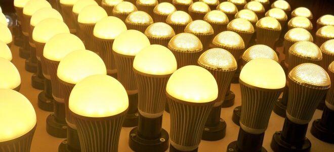 Лед-лампы: преимущества и недостатки
