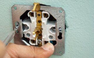 Как использовать разные типы выключателей
