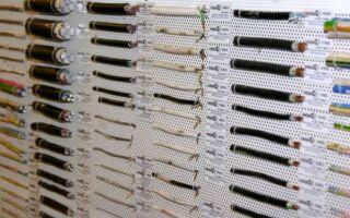 Характеристики известных силовых и контрольных кабелей