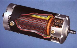 Электрический двигатель: виды и характеристики
