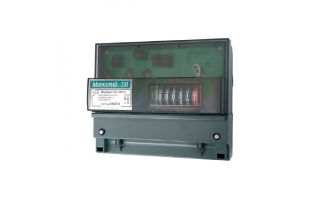 Монтаж однофазных электросчетчиков и где купить счетчик