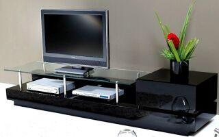Практичная и функциональная подставка под телевизор: критерии грамотного выбора