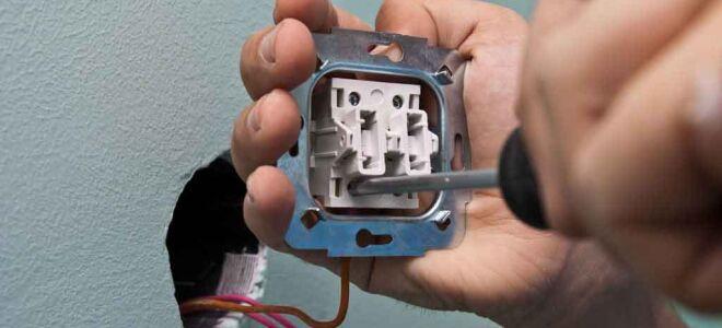 Подключение выключателей света с любым количеством клавиш