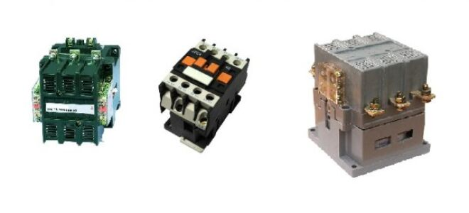 Подключение магнитного пускателя: схема и назначение элементов