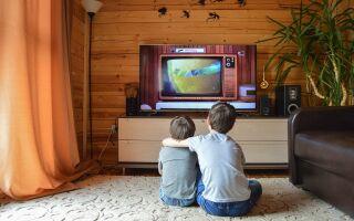 Полезная информация для родителей: как влияет телевизор на ребенка?