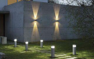 О выборе уличных светильников
