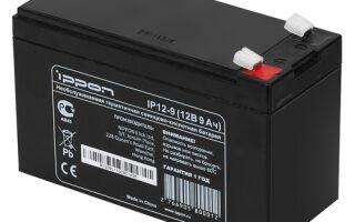 Аккумуляторы для ИБП GoPower 12В