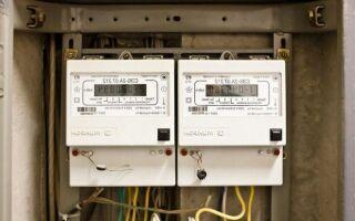 Выбор электросчетчика для квартиры
