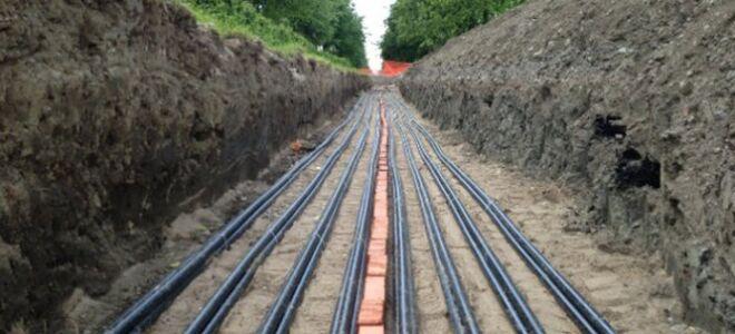 Монтаж и ремонт кабельных линий