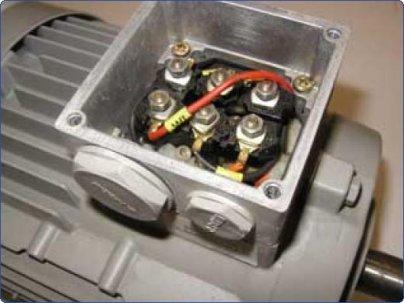 Брно электродвигателя