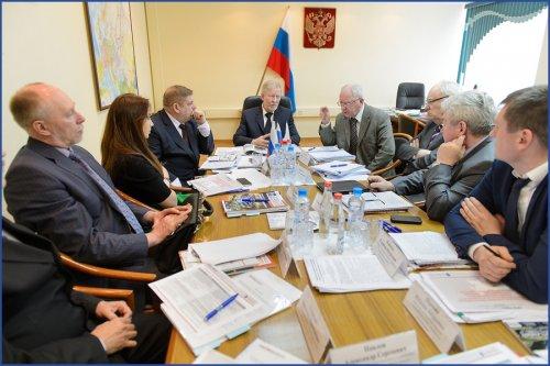 Заседание чиновников