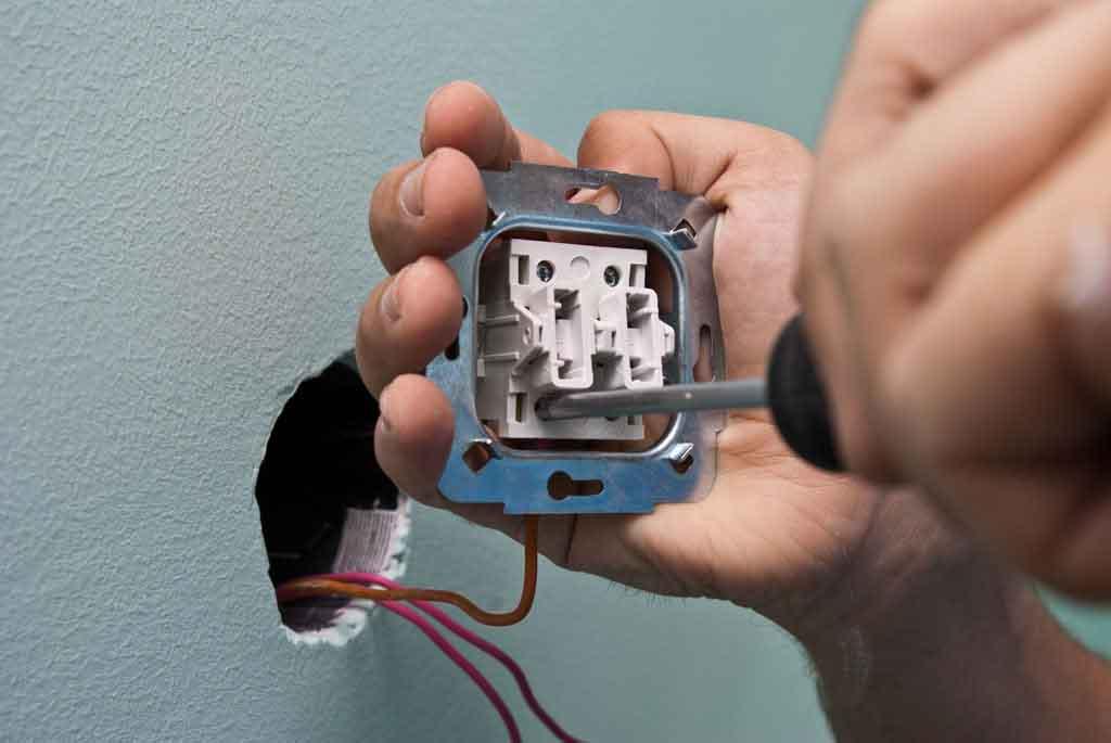 Как установить внутренний выключатель