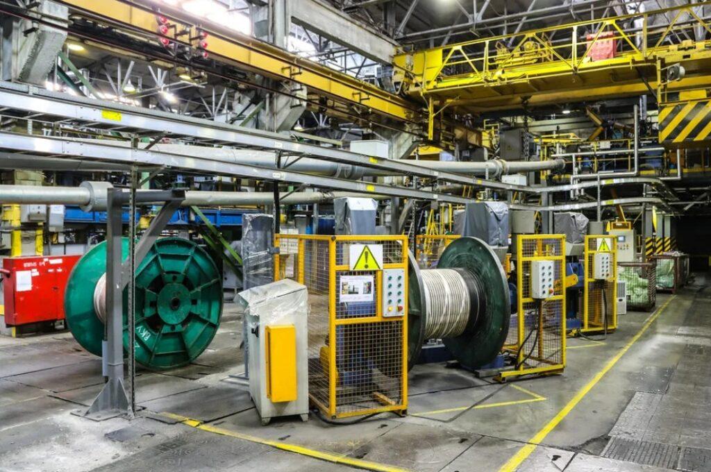 кабельный завод Титан