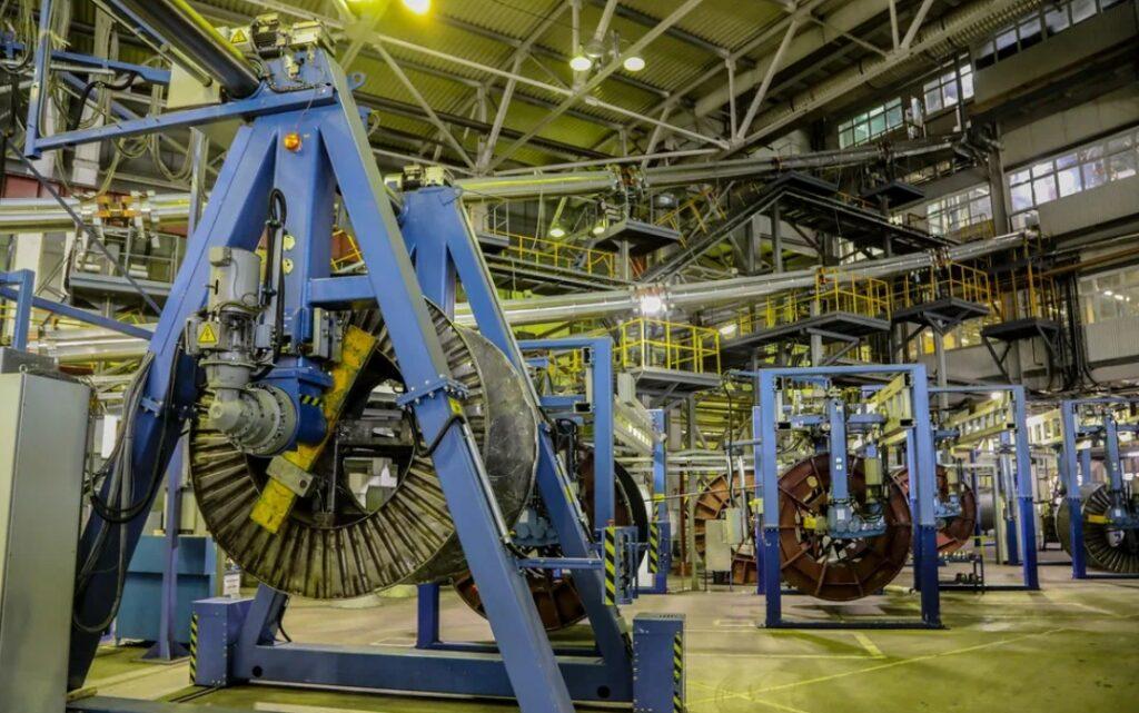 кабельный завод Титан что производит